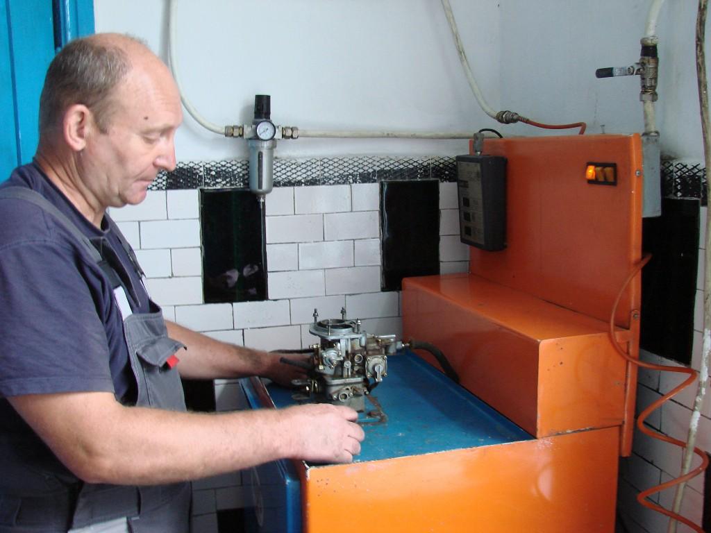 Ремонт и обслуживание карбюраторов, инжекторов